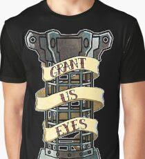 Grant Us Eyes [BLOODBORNE] Graphic T-Shirt