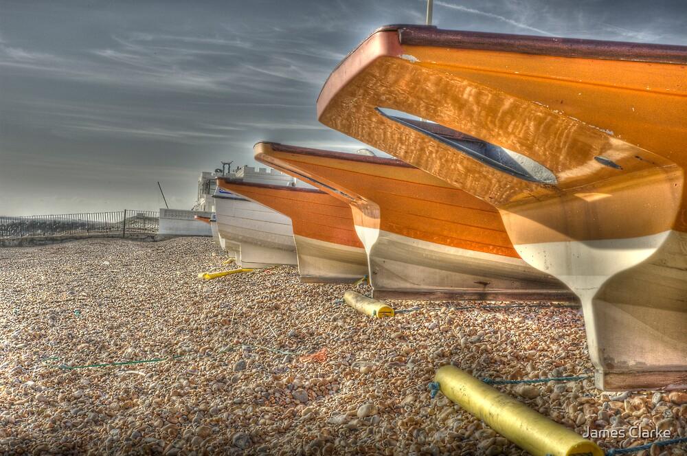 Boat Club by James Clarke