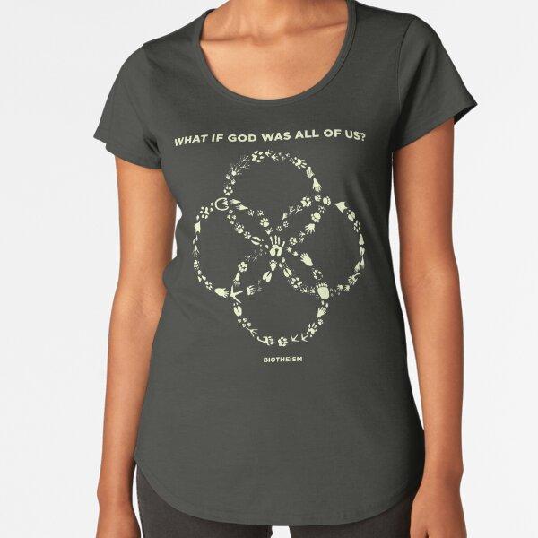 Pantheism Philosophy Symbol Kids T-Shirt