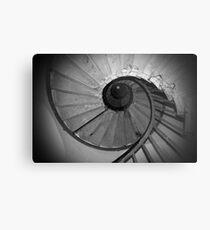 311 Steps Metal Print