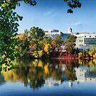 Seasons Change In Appleton, WI by EbelArt
