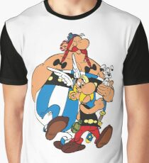 Asterix and Obelix Graphic T-Shirt