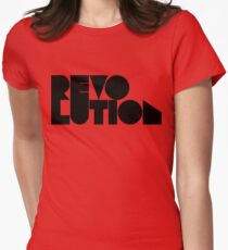 revolution Women's Fitted T-Shirt