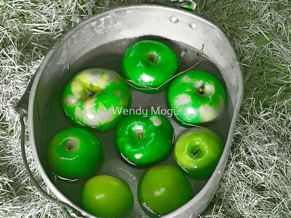 Little Green Apples by Wendy Mogul