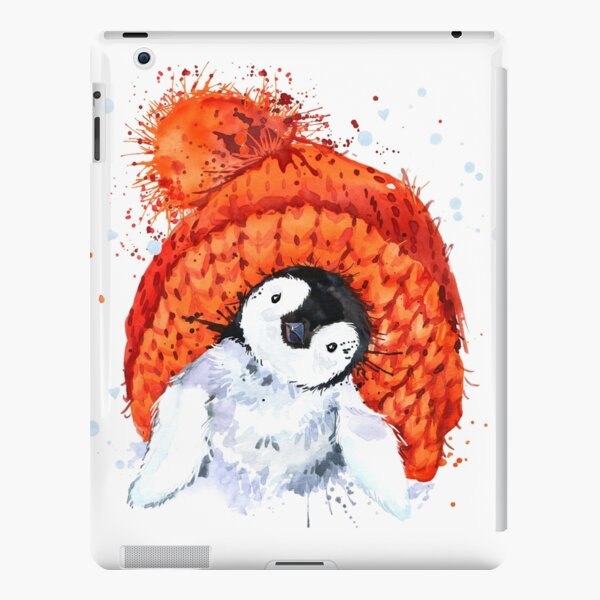 Penguin iPad Snap Case