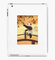 hungry panda iPad Case/Skin