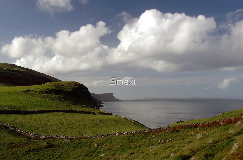 Torr Head View by Smaxi