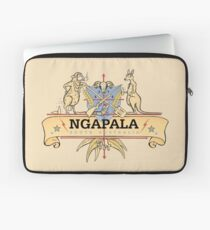 Ngapala Coat Of Arms Laptop Sleeve