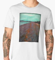 Seaside Serenity Men's Premium T-Shirt