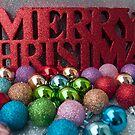 Christmas 2017 Colorful Holidays by Jen Waltmon