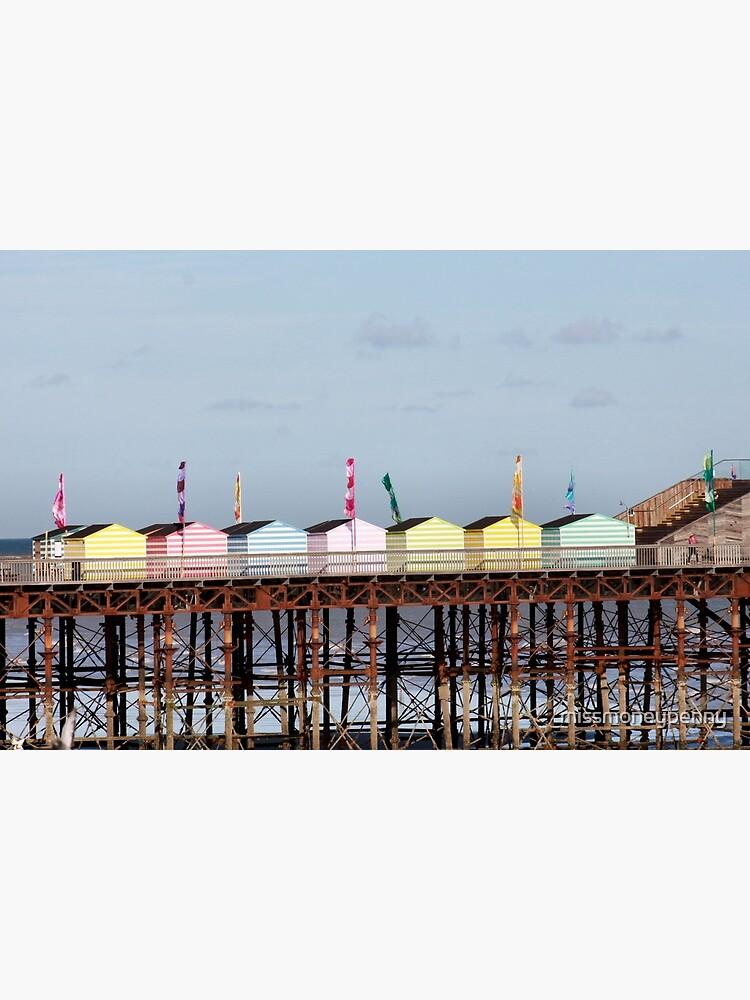 Hastings Pier ausgezeichnet von missmoneypenny