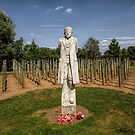 Shot at dawn memorial by alan tunnicliffe