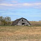 Abandoned Barn by AnnDixon