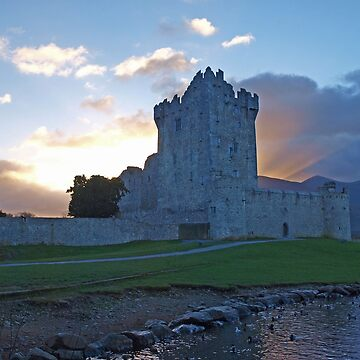 Ross Castle by stormygt
