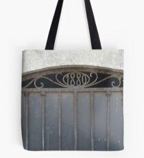 1880 Tote Bag