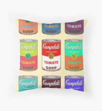Andy Warhol Campbell's Suppendosen Dekokissen