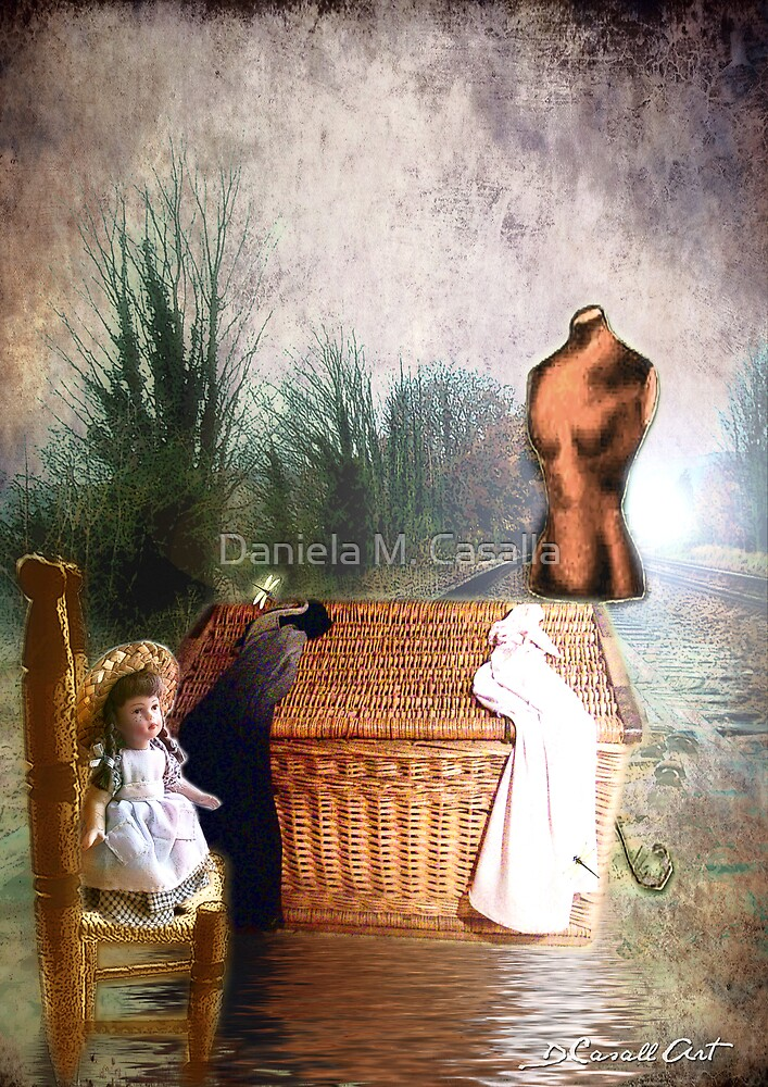 The things you can't forget by Daniela M. Casalla