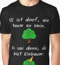 Dug-in unicorn parody T-shirt Graphic T-Shirt