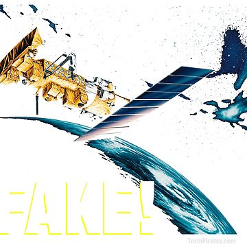 Satellites Are Fake! by truthpirates