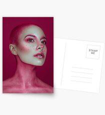 Pink Postales
