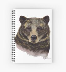 Kodiak  Spiral Notebook