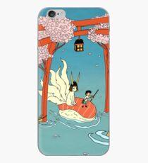 Through the flood iPhone Case