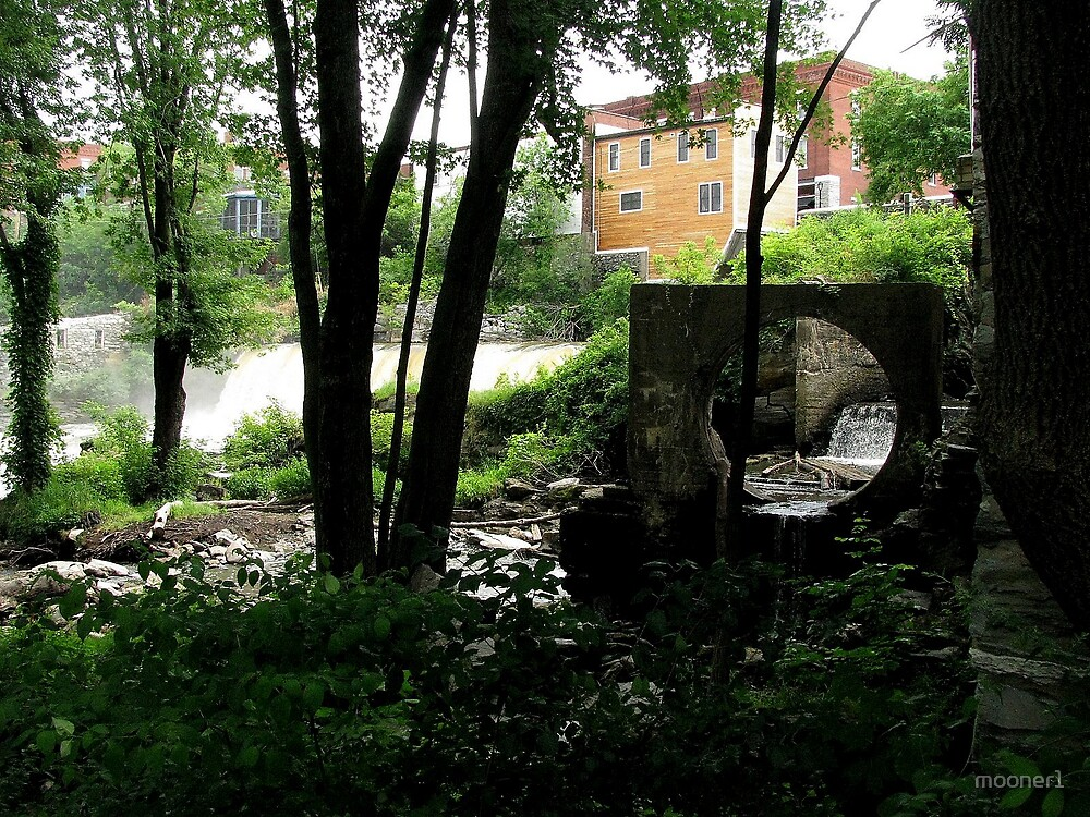 Old Mill, Middlebury, VT, USA by mooner1