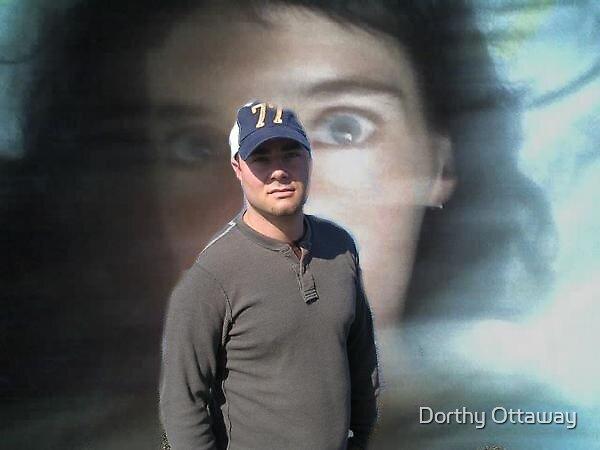 Don't turn around!! by Dorthy Ottaway