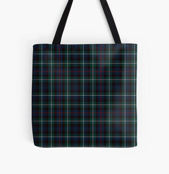 tartan Mackenzie outlander All Over Print Tote Bag
