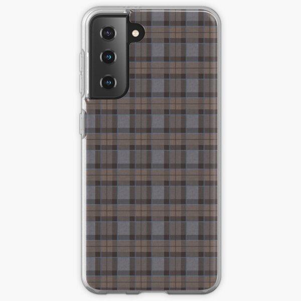 outlander tartan - fraser tartan Samsung Galaxy Soft Case
