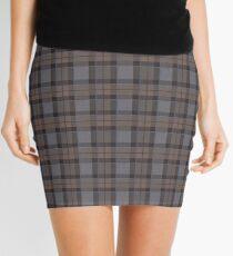 outlander tartan - fraser tartan Mini Skirt