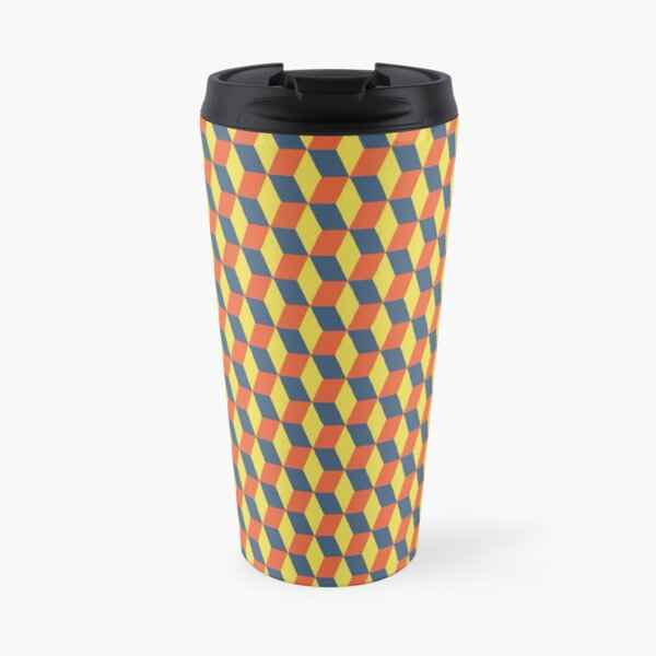 Cubism Number Two by M.A Travel Mug