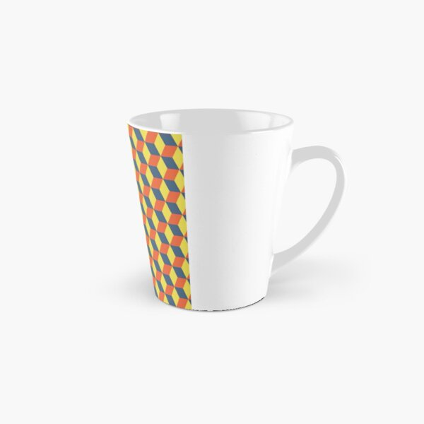 Cubism Number Two by M.A Tall Mug