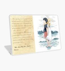 When Marnie Was There Book/Movie Laptop Skin
