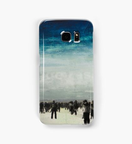 WHAT ARE WE WAITING FOR Samsung Galaxy Case/Skin