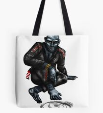 The Monkey King Tote Bag