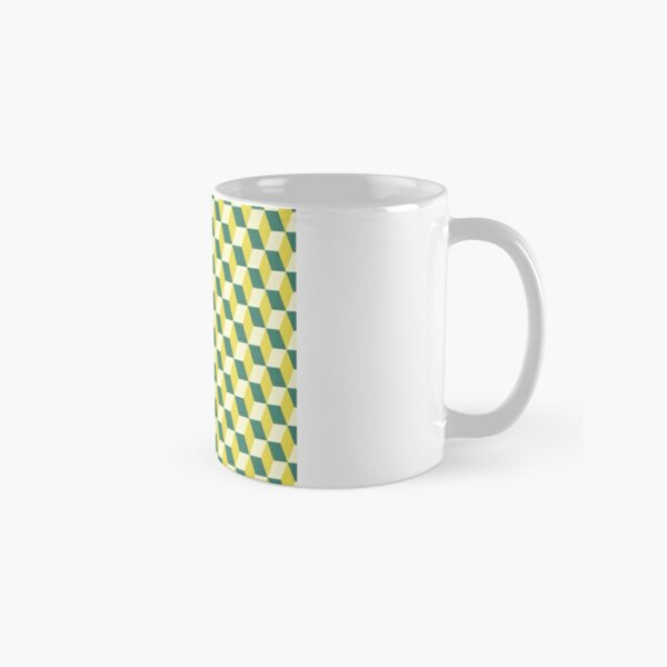 Cubism Number Three by M.A Classic Mug