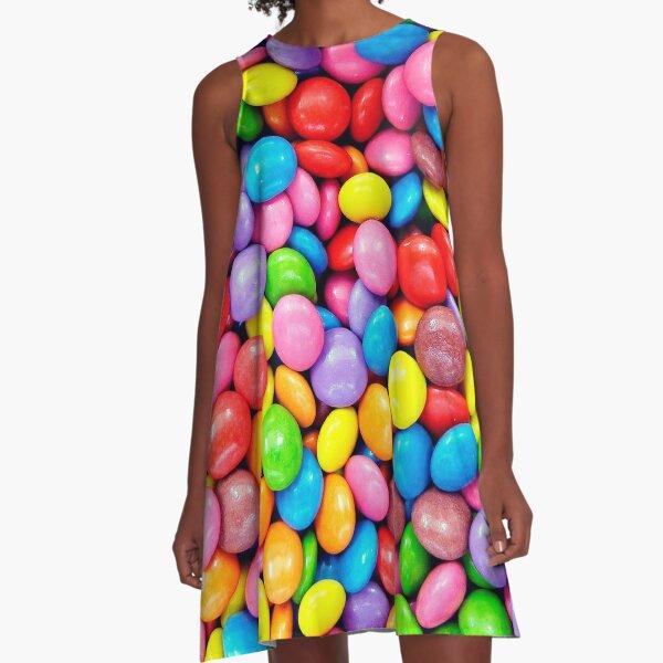 Smarties! A-Line Dress