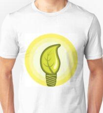 LeafBulb Unisex T-Shirt