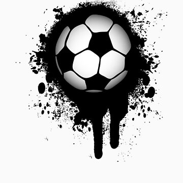 Soccer Splat by KCGraphics