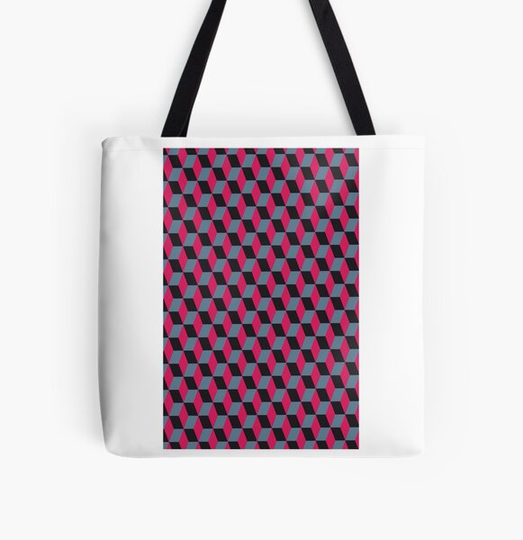 Cubism Number Seven by M.A All Over Print Tote Bag