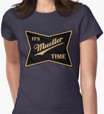 Müller Zeit Tailliertes T-Shirt für Frauen