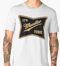 Mueller TIME Men's Premium T-Shirt