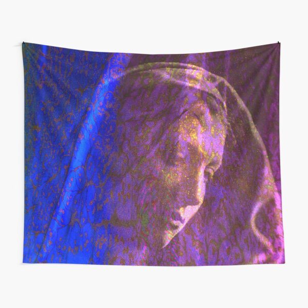 Mother Mary Tapestry
