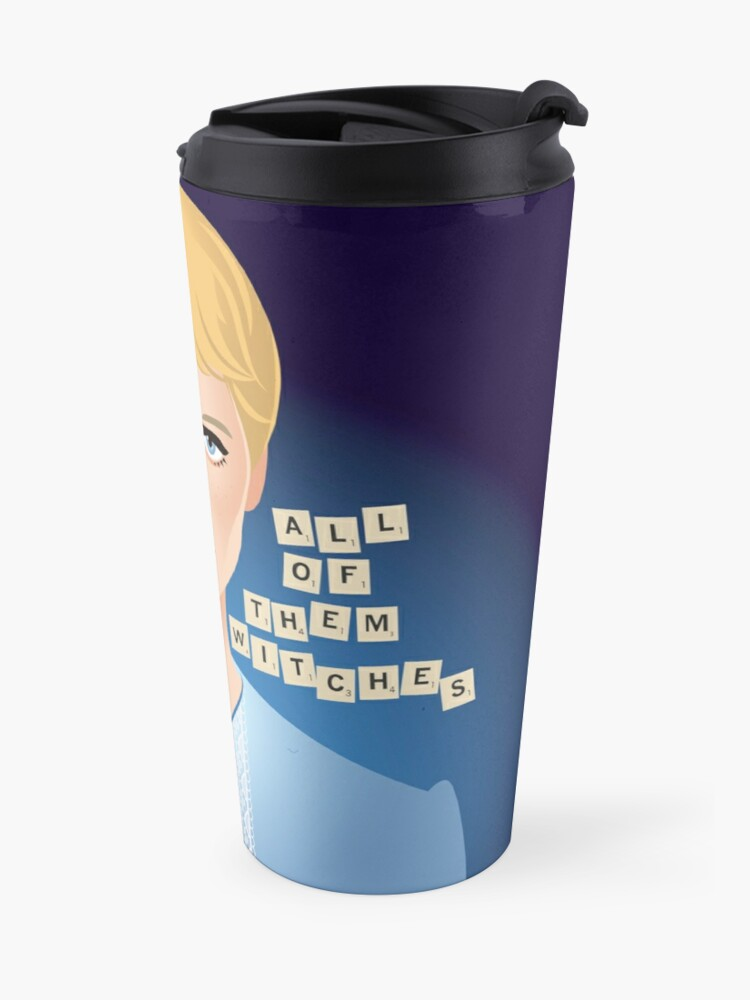Alternate view of All of them witches Travel Mug