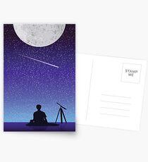 BTS Jimin Serendipity Landscape Postcards