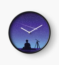 BTS Jimin Serendipity Landscape Clock