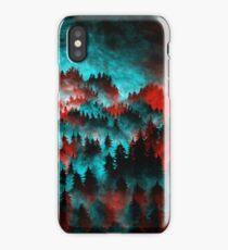 Trippy Forest V6 iPhone Case/Skin