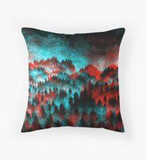 Trippy Forest V6 Floor Pillow
