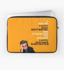 "Steve ""Babysitter"" Harrington Laptop Sleeve"